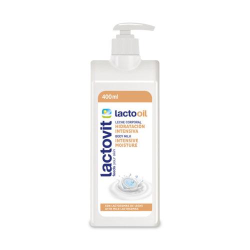 leche corporal lactooil