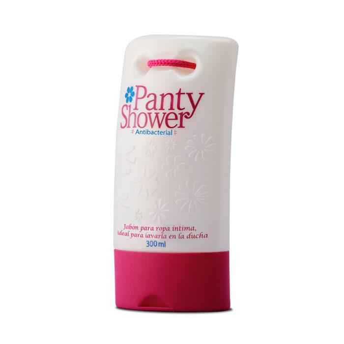 panty shower