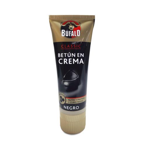 betun crema colapsible negro