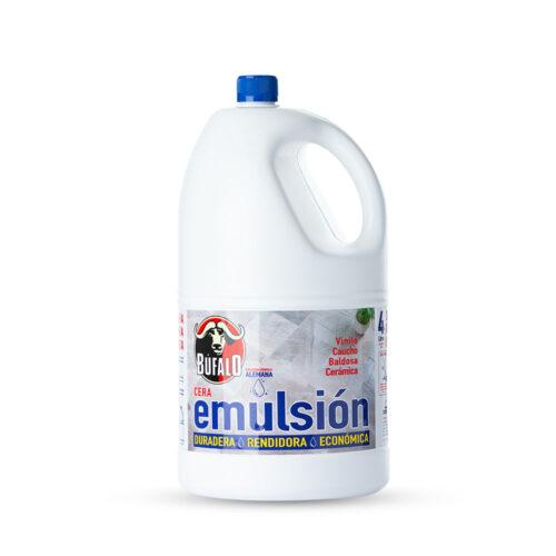 cera emulsión 4 litros