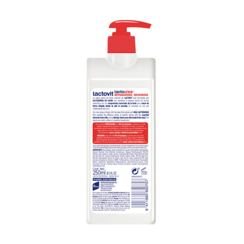 leche corporal reparadora lactorurea