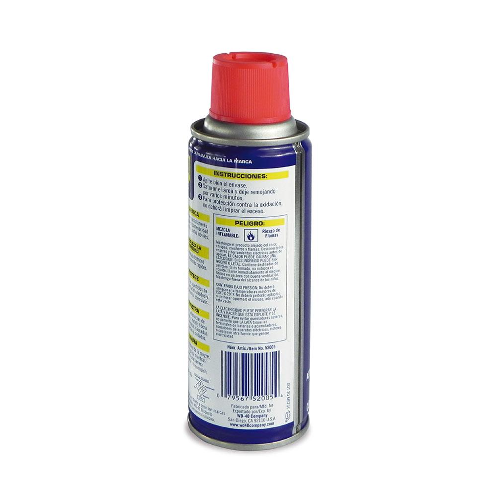 wd 40 aerosol