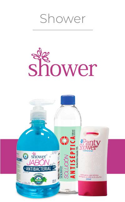 marca shower